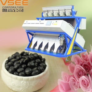 Vsee RGB Full Color Black Bean Color Sorter pictures & photos