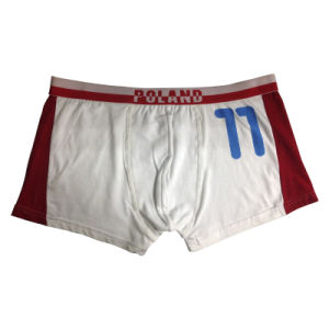 2015 Hot Product Underwear for Men Boxers 12 pictures & photos