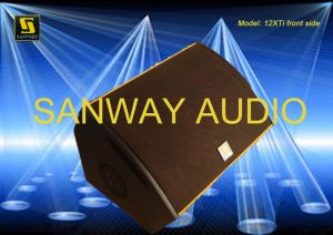 L-12 12 Inch Coaxial Speaker Sound Box, Professional Audio Speakers pictures & photos