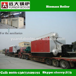 Boilers for Rubber Industry Wood Fuel Output Steam pictures & photos
