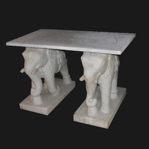Elephant Table Leg Table, Marble Table pictures & photos