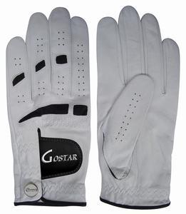 Hot Sale Men′s Cabretta Golf Glove pictures & photos