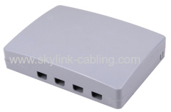 Mini FTTH Terminal Box- Mini Splice Box- Mini FTTH Box pictures & photos
