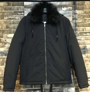 Padded Men Fur Collar Man Winter Jacket (15102620) pictures & photos