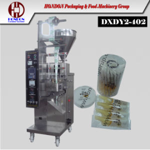 Automatic Honey Bag Packing Machine (DXDY2-40II) pictures & photos