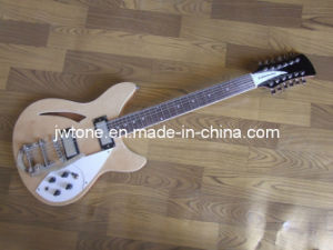 Hollow Body Electric Guitar Jw-RC12 pictures & photos