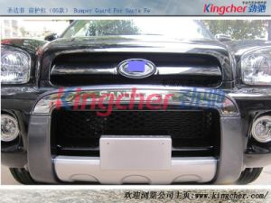 Bumper Guard for Hyundai Santafe (2005)
