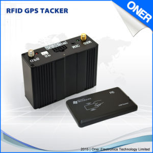GPS Vehicle Tracker with RFID Driver Identify, Fleet Management pictures & photos
