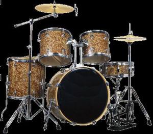Drum Set (DS225-C1) pictures & photos