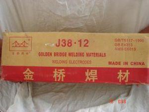 Golden Bridge Welding Rod (J38.12)