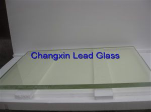 High Quality Zf3 X Ray Protective Lead Glass pictures & photos