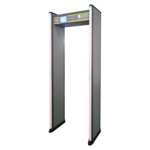 RScan-D8000 Walk-Through Metal Detector