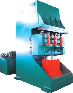 Pre-Bending Machine for Steel Sheets