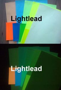 Photoluminescent Film & Tape