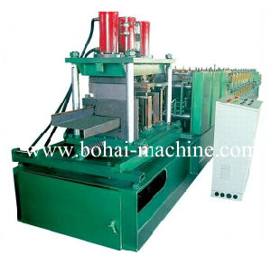 Bohai Z Shape Purling Forming Machine pictures & photos