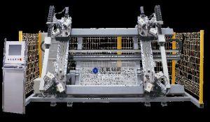 Four Head Corner Crimping Machine CNC pictures & photos