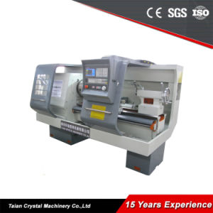 China Horizontal Pipe Threading CNC Lathe Machine (QK1313) pictures & photos