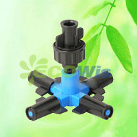 Irrigation Cross Water Mist Sprinkler pictures & photos