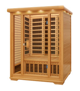 CE & ETL Approved Infrared Sauna Room/House/Cabin- Bathroom Equipment (XQ-031C)