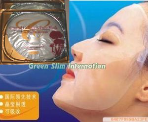 Crystal Mask Capsules Allergy Prevention and Whitening Crystal pictures & photos