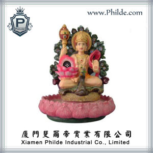 Indian God Figurines Small Home Decorative Water Fountains (FT-HD-0214)