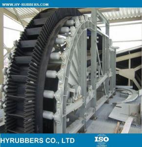 Sidewall Conveyor Belt Canvas Belt Material pictures & photos