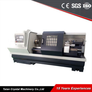 Heavy Duty Large Floor-Type China CNC Lathe Price (Ck6150) pictures & photos