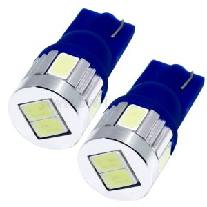 T10 High Intensity Car Lamp SMD5730 LED Car Light pictures & photos