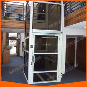 Used Home Hydraulic Lift Elevator pictures & photos
