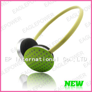 Colourful Stereo Headphone Earphones With Mic for Computer (EP-H0008)