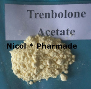 99.2% Purity Trenbolone Acetate Powder pictures & photos