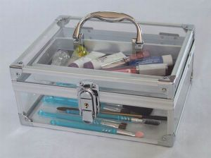 Transparent Acryl Cosmetic Case (HB127)