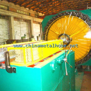 Stainless Steel Corrugated Metal Hose Wire Braiding Machine pictures & photos