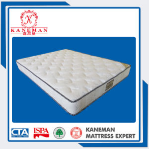 Comfortable Dream King Size 9.5inch Pocket Spring Mattress pictures & photos
