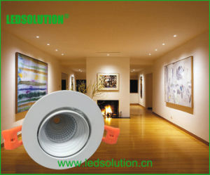Indoor Dimmable LED Recessed Down Lights for Home Hotel Lighting pictures & photos
