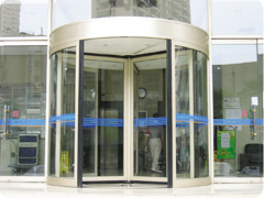 Revolving Automatic Door (DS-R3/R4) pictures & photos