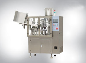Big Tube Filling And Sealing Machine (NF-30DB)