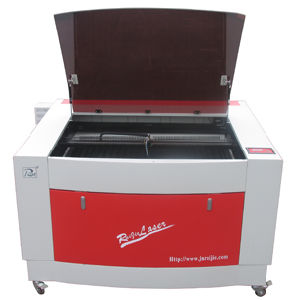 CO2 Laser Engraving and Cutting Machine Rj-1060 pictures & photos