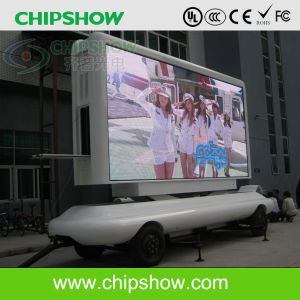 Chipshow P10 Outdoor Full Color Mobile Truck LED Billboard pictures & photos