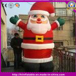2016 Outdoor Huge White Inflatable Snow Man for Christmas Party