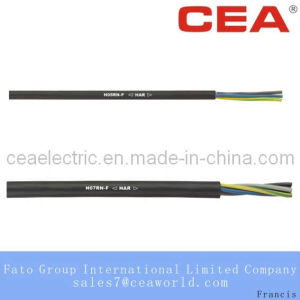 H05RN-F Flexible Cable With Polychloroprene Sheath pictures & photos