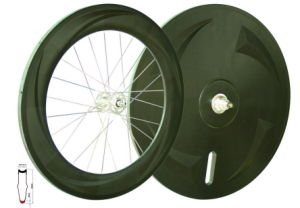 Track Carbon Wheels (WB-TWH-023-3K-TK)