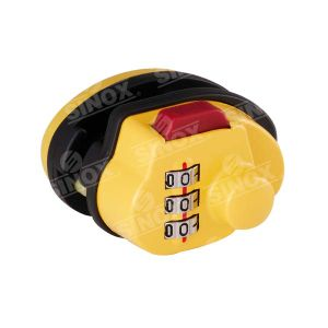 Resettable Combination Hardware Lock Gun Lock Fits with Refles and Shotguns pictures & photos