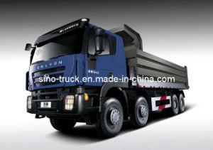 Iveco Genlyon 8X4 380HP Dumper Truck pictures & photos