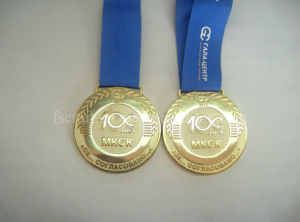 New Gold Plating Souvenir Medal pictures & photos