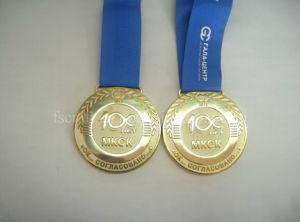 New Gold Plating Souvenir Medal