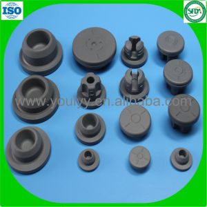 Pharmaceutical Bromo Butyl Rubber Stoppers pictures & photos