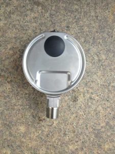 All Stainless Steel Pressure Gauge pictures & photos