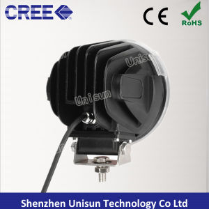 12V-24V 5inch 60W 6X10W 4800lm CREE LED 4X4 Light pictures & photos