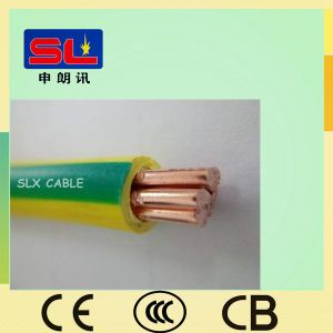 16mm PVC Insulated Electric Copper Cable
